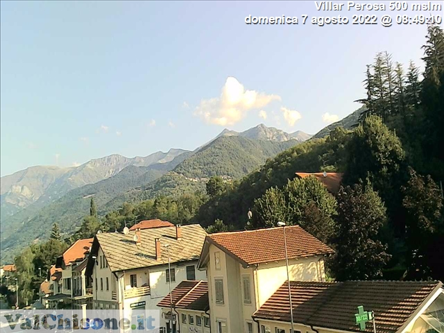 Webcam valchisone