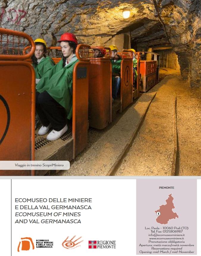 Scopriminiera, visita alla più grande miniera di talco d'Europa