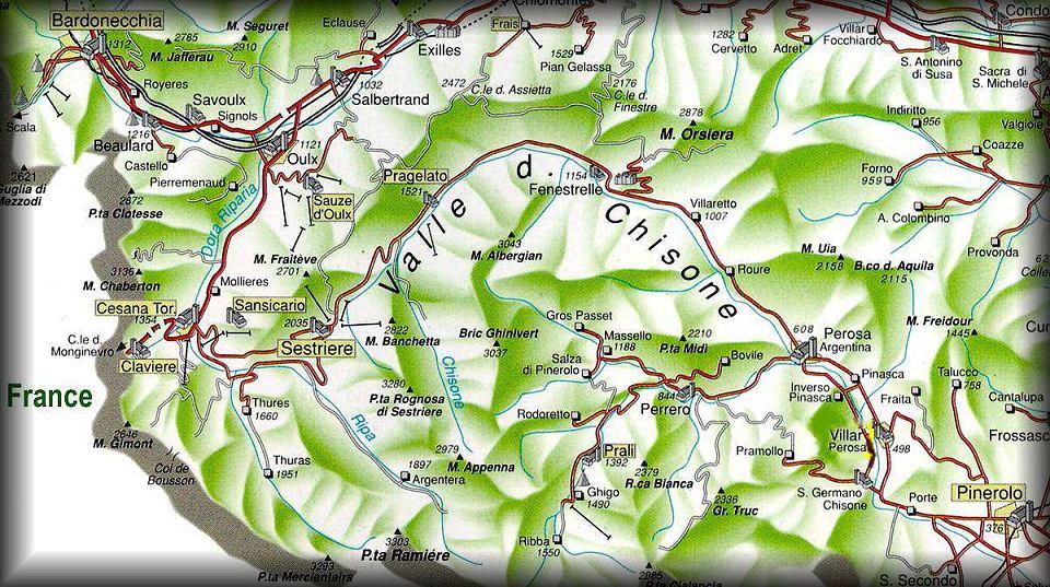 Gli abitanti della Val Chisone chi sono?