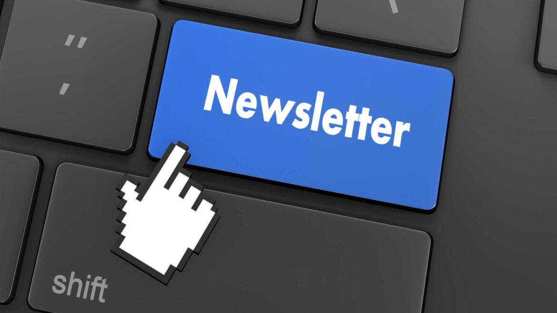 Privacy e termini d'uso della newsletter