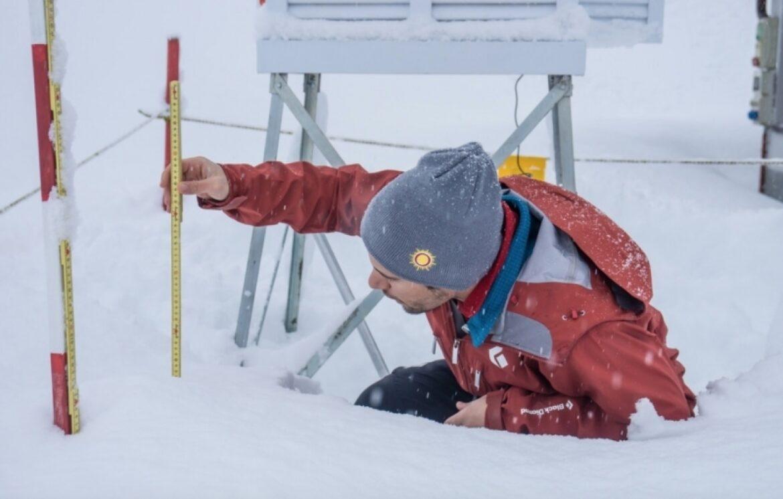 I detective della neve
