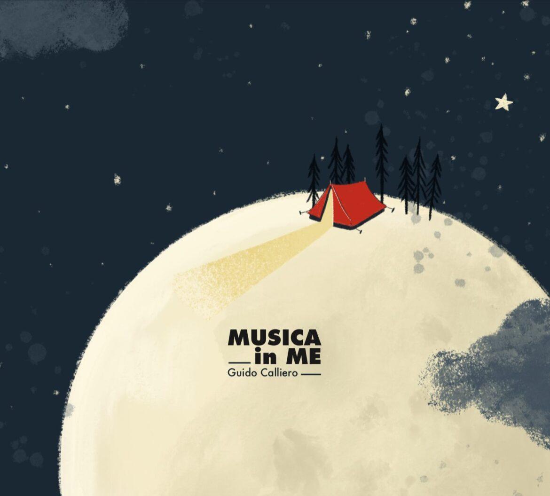 """""""Musica in me"""", l'album vocale di Guido Calliero"""