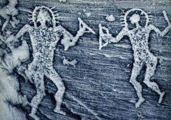 Ufo al tempo degli antichi Romani